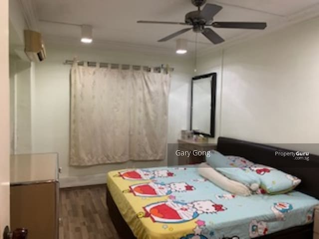 Private Room in city central @  6mins walk to MRT