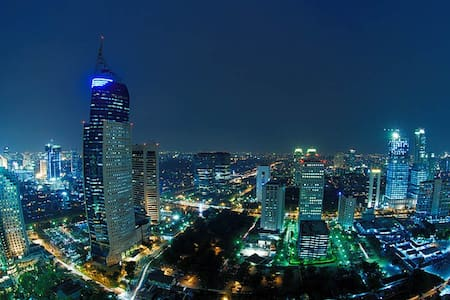 Sudirman Park Apartment, Best area! - Jakarta