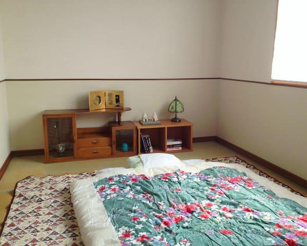Cozy house - central Tanabe Kumano - Tanabe - Hus