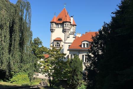 Schloss in Thüringen