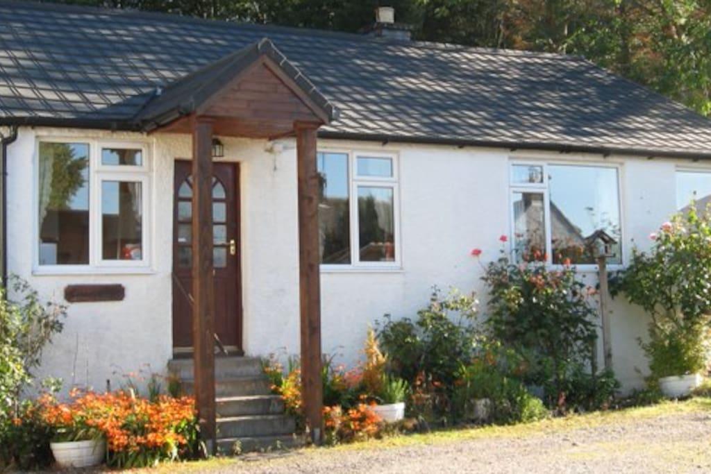 Crianlarich Cottage