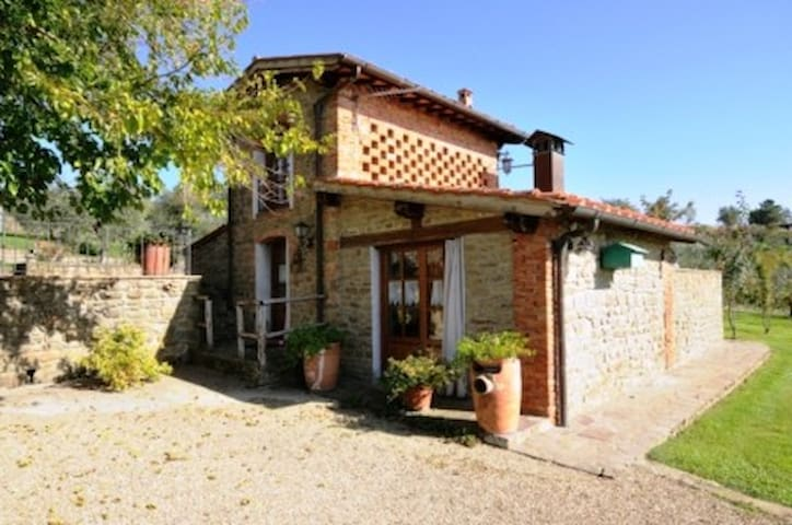 A unique experience at Villa Iris - Castelfranco di Sopra - Villa