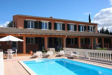 Wonderfull Villa in Majorca, 10  - ปัลมาเดอมายอร์กา - บ้าน