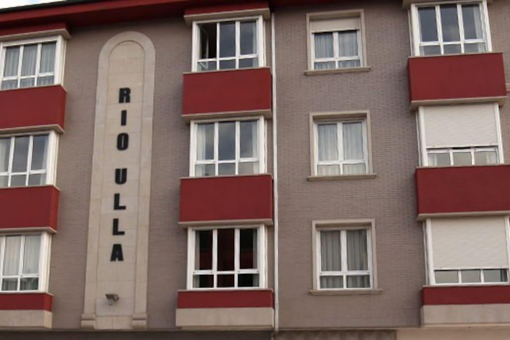 Hotel Rio Ulla