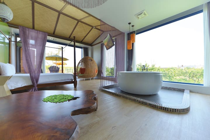 Designed B&B FollowMe, Taiwan Yilan
