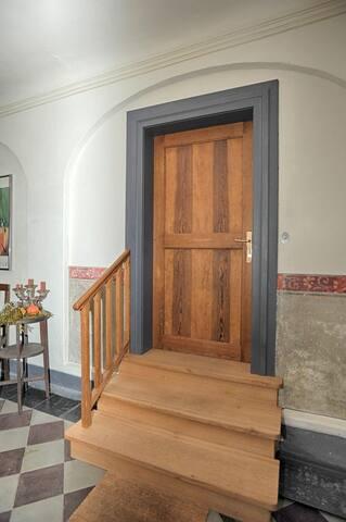 Stilvoll und komfortabel - historisches Kyauhaus - Radebeul - Apartemen