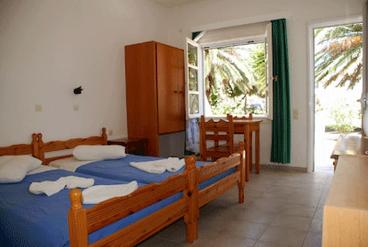 Bungalow for 2-Kos island -Mariliza Beach Hotel