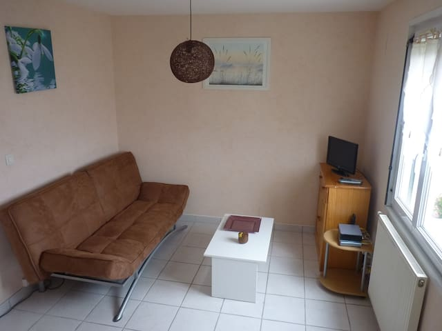 4 pax furnished apartment - Hennebont - Apartment