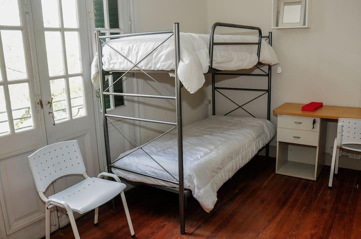 Habitacion en Belgrano con 3 camas - Buenos Aires - Haus