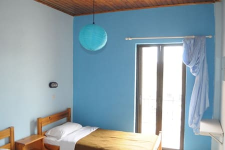 2 beds private studio in Ipsos