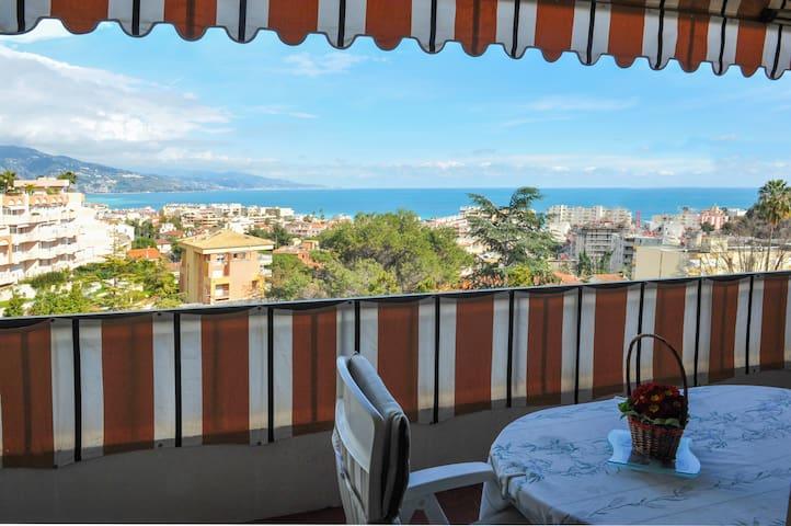 STUDIO MONOLOCALE Seaview near Monaco - Roquebrune-Cap-Martin - Daire