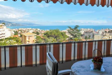 STUDIO MONOLOCALE Seaview near Monaco - Roquebrune-Cap-Martin - Lägenhet