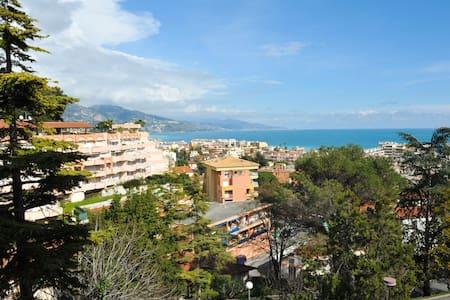 STUDIO Seaview near Monaco  - Roquebrune-Cap-Martin - Apartment