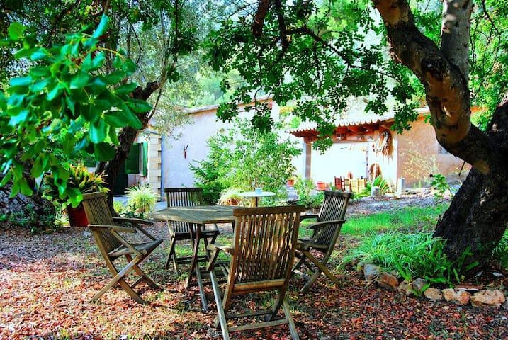 Preciosa casa en Cala Tuent - Palma de Mallorca - Haus