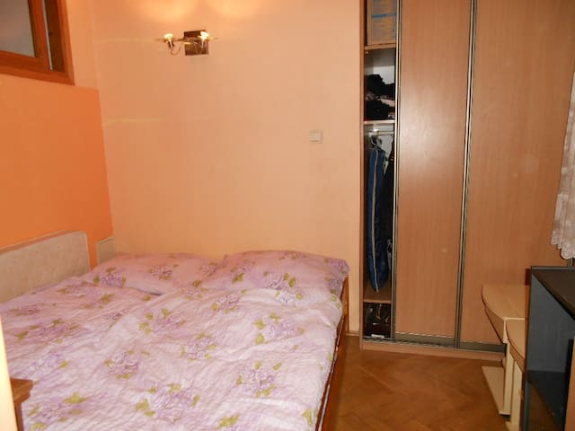 Cosy bedroom close to Prague castle