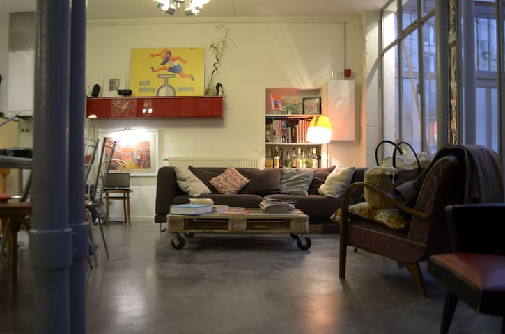 Les verres, Great loft! - Saint-Étienne - Loft