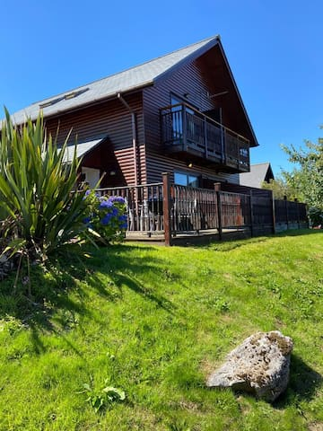Entire Luxury 2 Bed lodge on Retallack Resort&Spa
