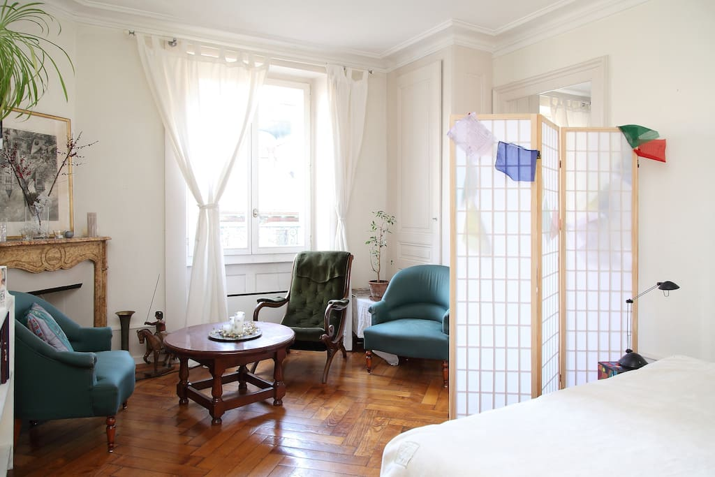 Eco room Geneva center