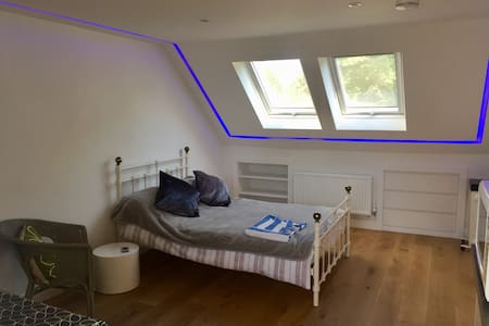 Beautiful studio loft conversion