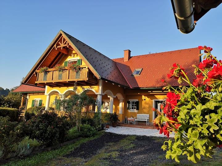 Weingut - Ferienhaus Sonja Rohrbacher