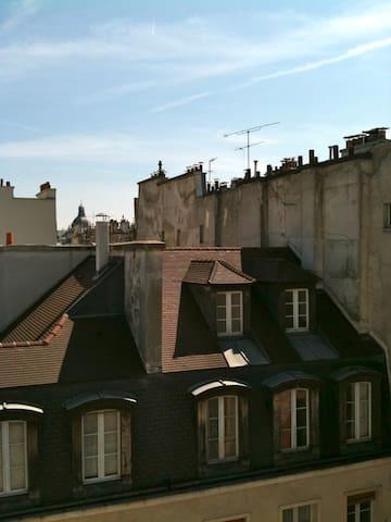 Cosy place in the heart of Paris - Parigi - Appartamento
