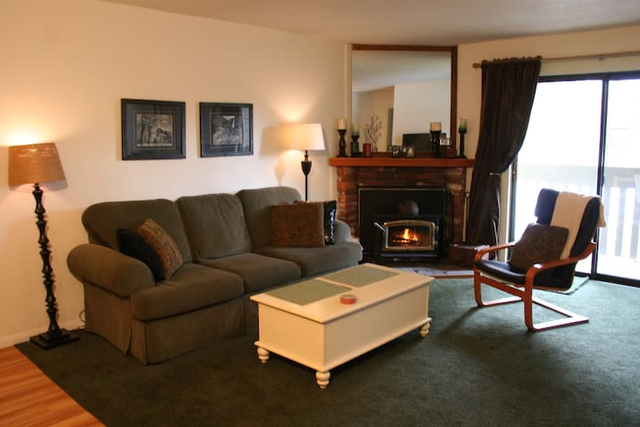 Cozy 2BD by Mammoth Creek - Mammoth Lakes - Apartment