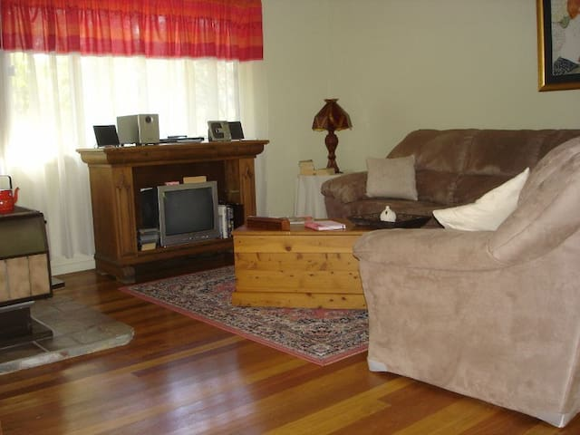 Calurla at Nimbin 1 bedroom cottage - Lillian Rock - Casa