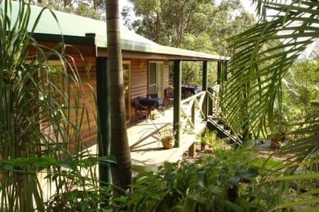 Calurla at Nimbin 1 bedroom cottage - Lillian Rock - Ház
