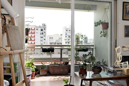 Lighting room in Buenos Aires - บัวโนสไอเรส - ที่พักพร้อมอาหารเช้า