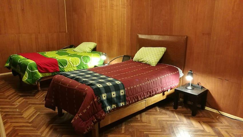 Room for person and couple - Cusco - Apartamento