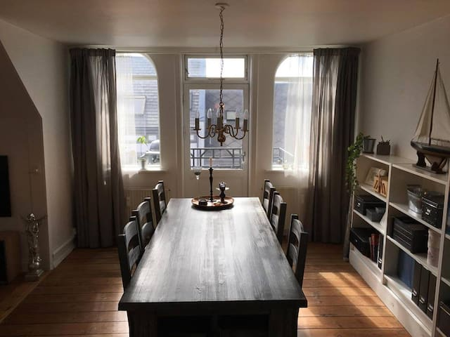 Private cozy apartment in the heart of Esbjerg