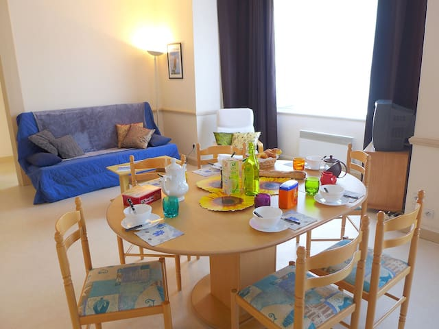 Holiday apartment Le Petit Robinson in Dinard