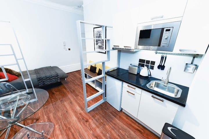 Beautiful Studio in Hyde Park *6* - Apartments for Rent in London ...