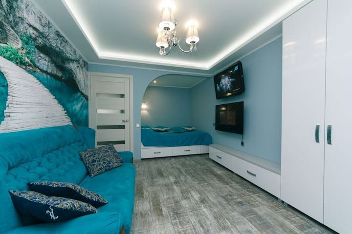 Apartment on Obolonskiy - Kiev - Apartamento