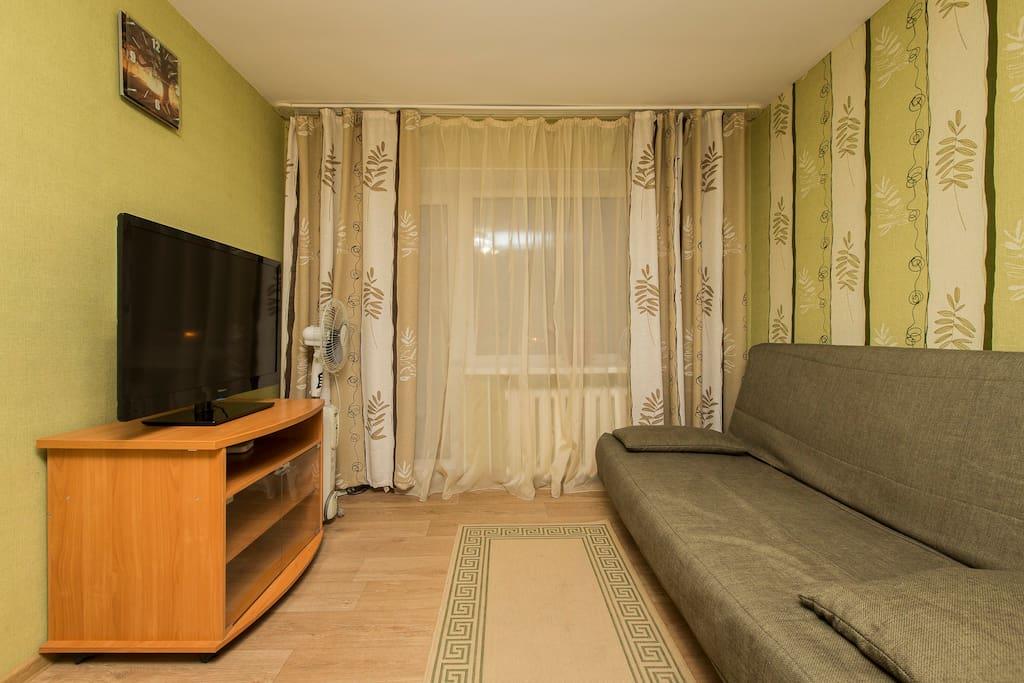 Гостиная, Спальня