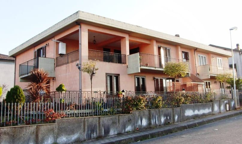 casa vacanza Killarney - Castiglione di Sicilia - Huoneisto