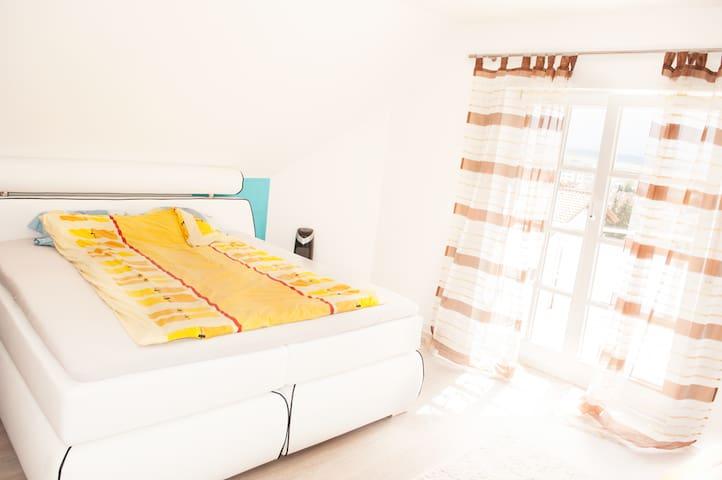 Schlafzimmer - 'Alpina', 20 qm