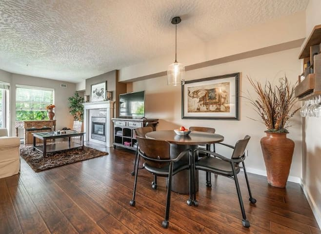 Large Downtown Victoria Condo