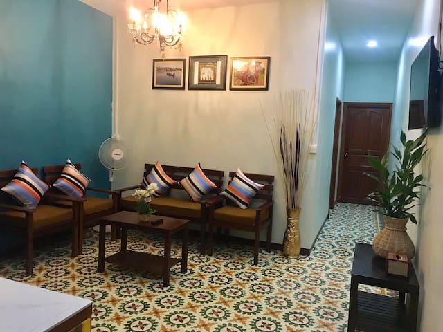 Apartment in tourist area 2 bedrooms ( Cosy E2)