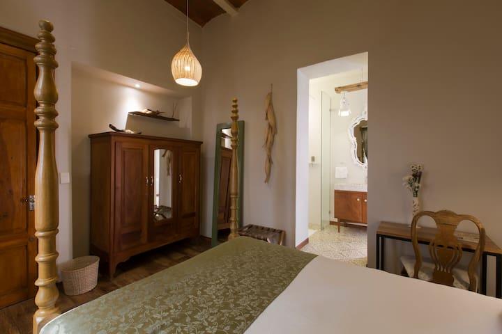 Beautiful suite inside boutique B&B