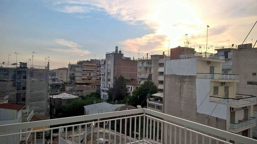 Center of Agrinio-one bebroom appartment with view