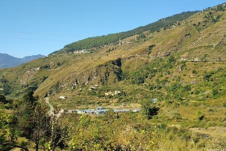 Himalayan Meditation & Yoga Cottage Ramni Chamoli