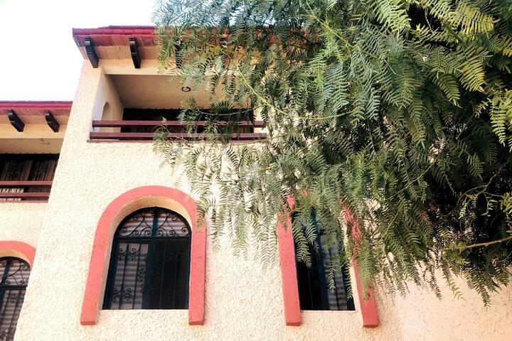 Casa Aranjuez  -  OAXACA