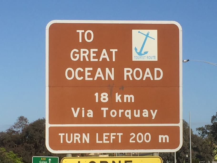 Explore the Great Ocean Road.