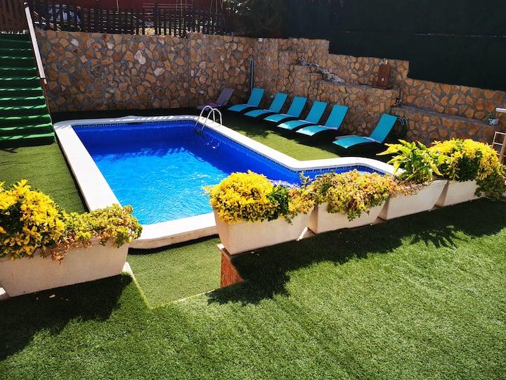 Villa Sitges La Pineda