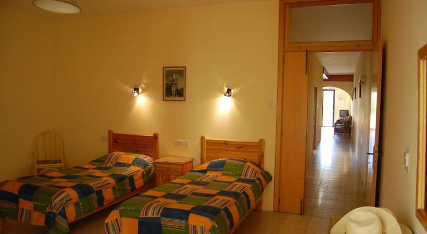 Crystal Palace Apartment sleeps 4 - Iż-Żebbuġ - Daire