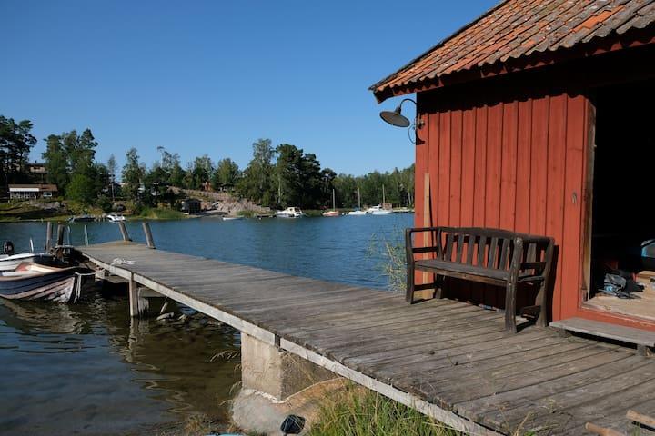 18th century farm in Trosa archipelago!