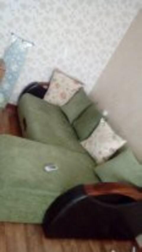 Чистая уютная комфортная для проживания квартира.