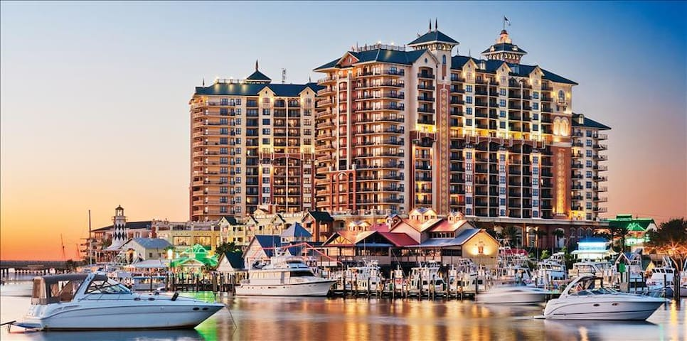Resort Emerald Grande 3 Bedroom 3 Bath Destin - Destin - Pis