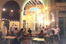 Live music at Plaza Vieja nights / Noches en la Plaza vieja con música en vivo